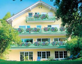Landhaus Waldesruh***S